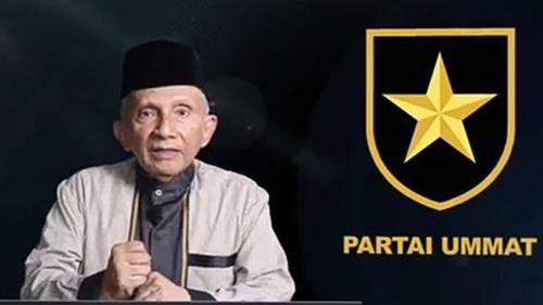 Sejak Ditinggal Amien Rais, Elektabilitas PAN Melejit, Survei IPO Menunjukan Partai Umat Raih Nol Persen