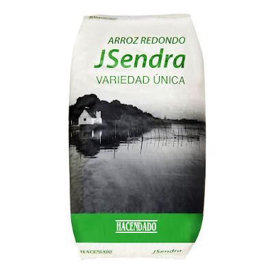 Arroz redondo J.Sendra Hacendado