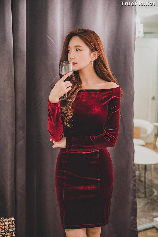 Image Korean Beautiful Model – Park Soo Yeon – Fashion Photography #12 - TruePic.net - Picture-45