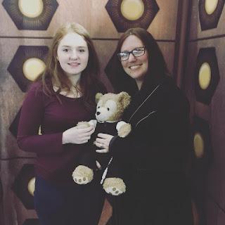 Caitlin Blackwood and Rachel