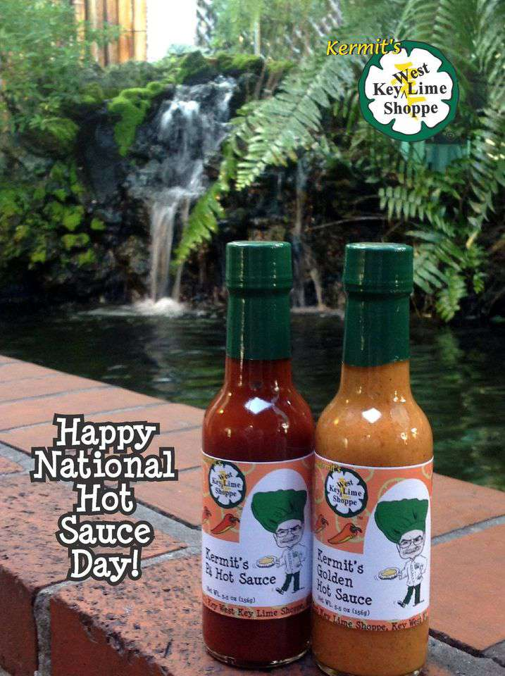 National Hot Sauce Day Wishes Pics