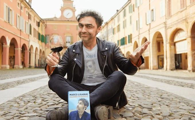 Marco Ligabue, esce il libro ''Salutami tuo fratello''