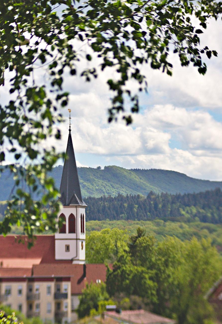 Evangelische Kirche zu Großbettlingen