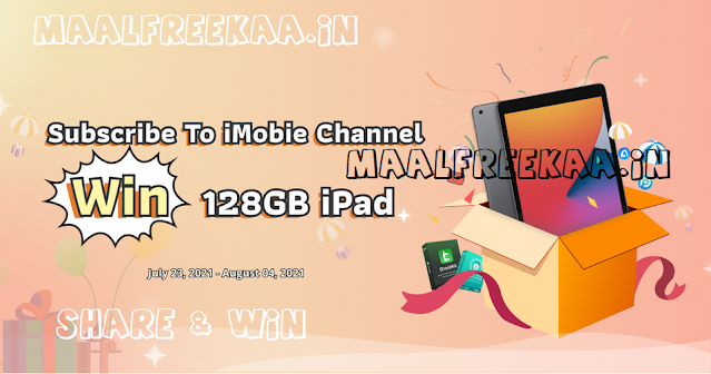 Subscribe To Youtube Channel and Win Free iPad