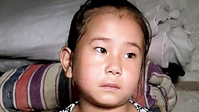 Child's appeal for mom moves Darjeeling