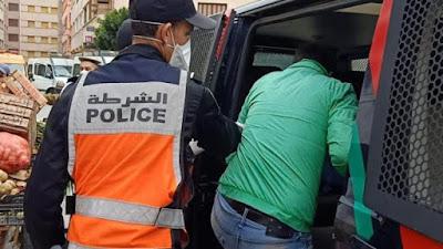 سيدي البرنوصي : اعتقال صاحب محل تجاري بسبب خرقه حالة الطوارئ