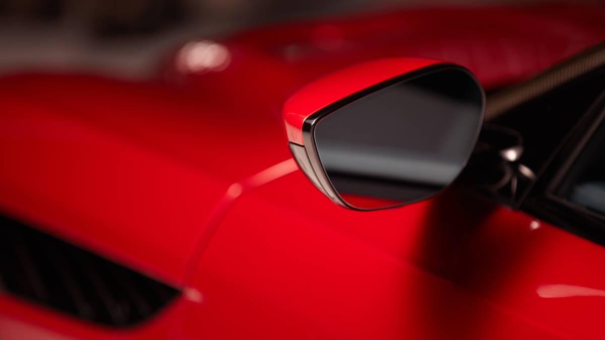 The Smart Car Mirror 3 screens in 1 Blixbly - Blixbly.com
