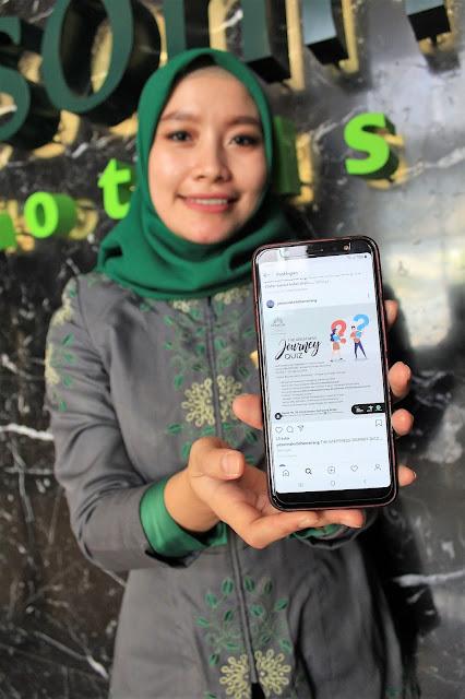 Pesonna Hotel Semarang Adakan Quiz Instagram dan Video Competition Sambut Milad ke-3