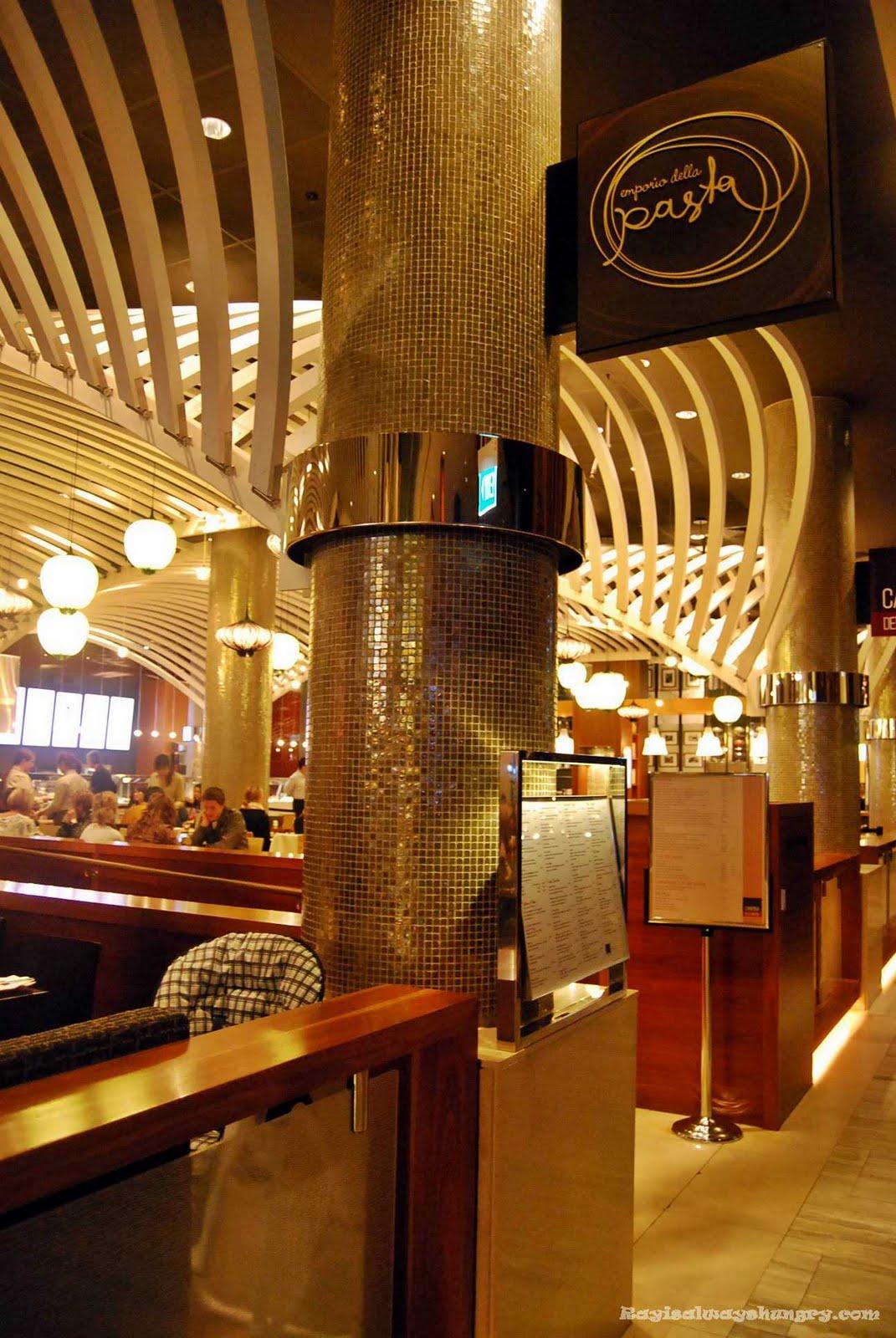 Emporio Restaurant Crown
