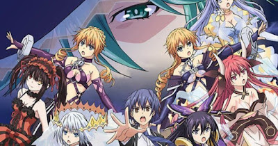 Date A Live Season 3 Batch Subtitle Indonesia