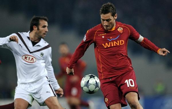 Lyon vs AS Roma