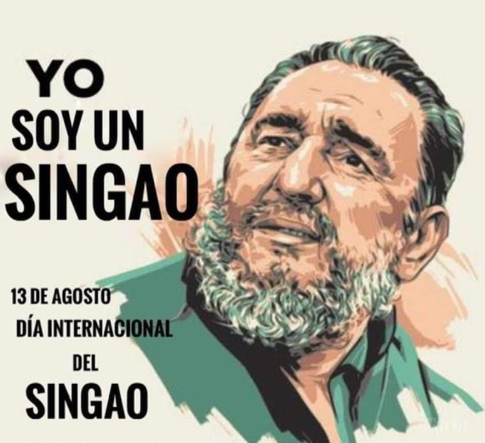 Declaran el 13 de agosto como el Día Internacional del Singao
