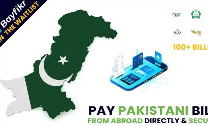 Bayfikr – a user-friendly Fin-Tech app that makes Pakistani payments more easy for people worldwide