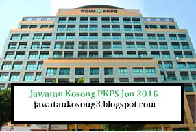 Jawatan Kosong PKPS Jun 2016