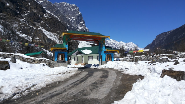 Lachung-Sikkim