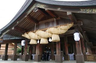 Unique Japan Tours Matsue City Shimane Izuma Taisha Shrine