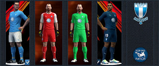 PES 2013 Malmo kits 2016-17 By Radymir