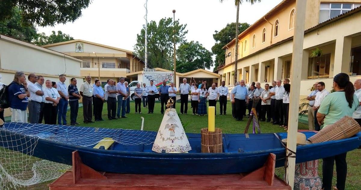 """Resultado de imagem para A Igreja da Amazônia conclui sua assembleia para o Sínodo, que """"chega num momento crucial de nossa história"""""""