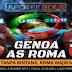 Prediksi Pertandingan - Genoa vs AS Roma 8 Januari 2017 Liga Italia Serie A