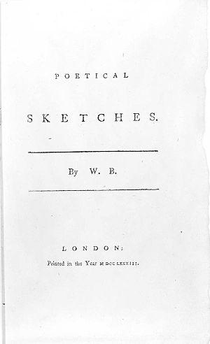 Club de Pensadores Universales: La Poesía de William Blake