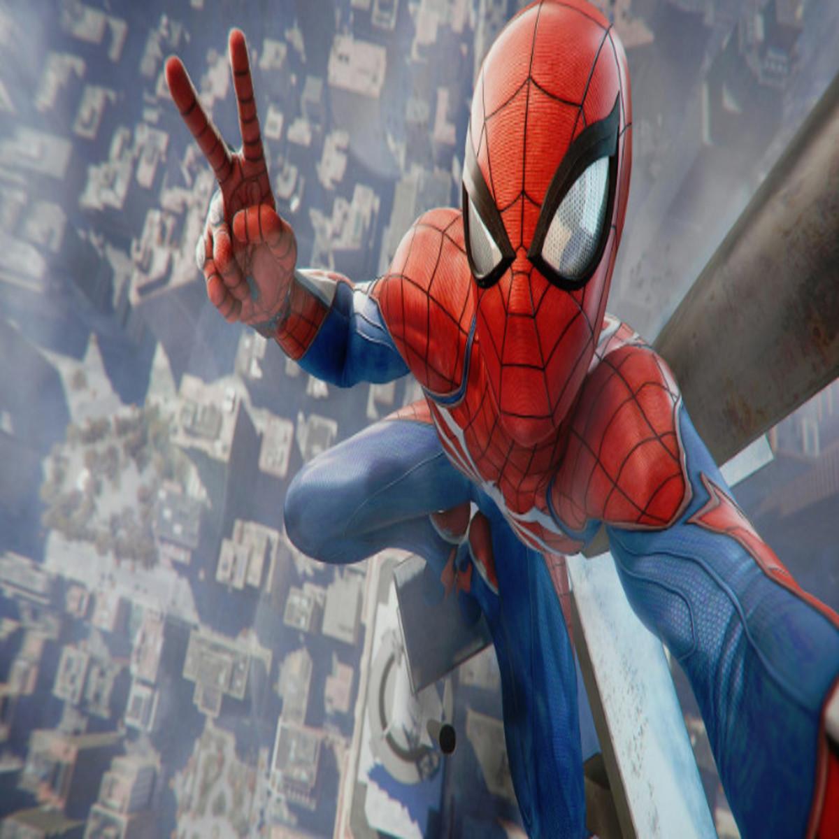 متطلبات تشغيل لعبة spider man 2018 للكمبيوتر