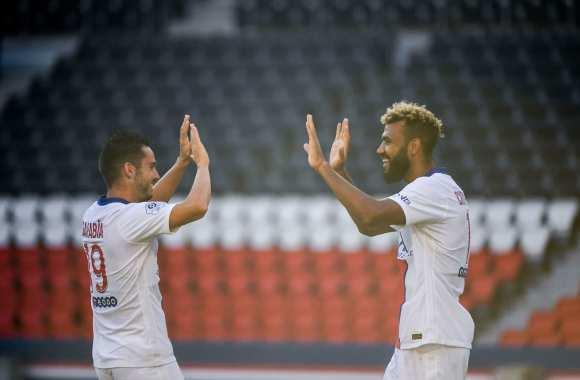 Choupo-Moting offre la victoire au PSG face à Sochaux (Vidéo)