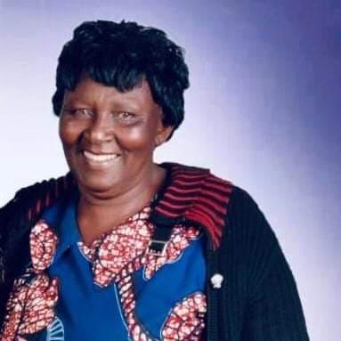 Former Maendeleo ya Wanawake leader Risper Imali