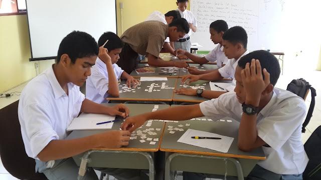 Aktivitas Belajar di MAN Insan Cendekia Aceh Timur