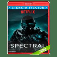 Spectral (2016) NF WEBRip 720p Audio Dual Latino-Ingles
