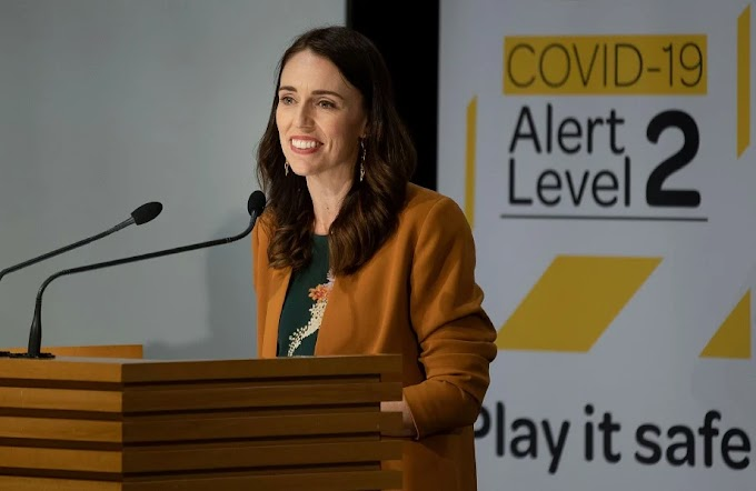 Tiada lagi kes baru selepas sebulan, New Zealand buka sekatan, rai bebas Covid-19