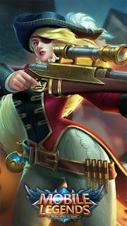 Lesley Royal Musketeer Heroes Marksman Assassin of Skins V2