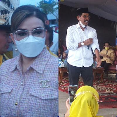 Ketua DPD PAN Sulut, Ferdy Lengkong Dampingi Kampanye Terbatas, CEP-SSL Hipnotis Masyarakat Likupang