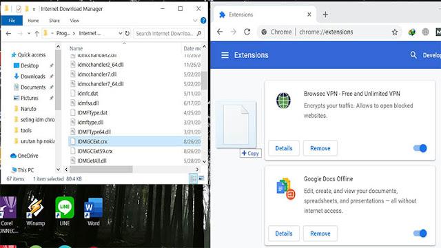 Cara Memasang IDM di Google Chrome Terbaru