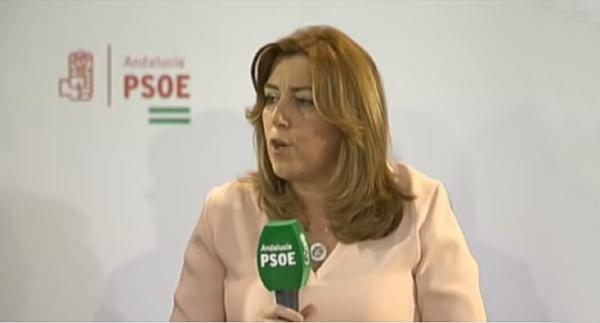 """Susana Díaz sobre los indignados del 15M: """"Pensaban que iban a tener su casita en la playa"""""""