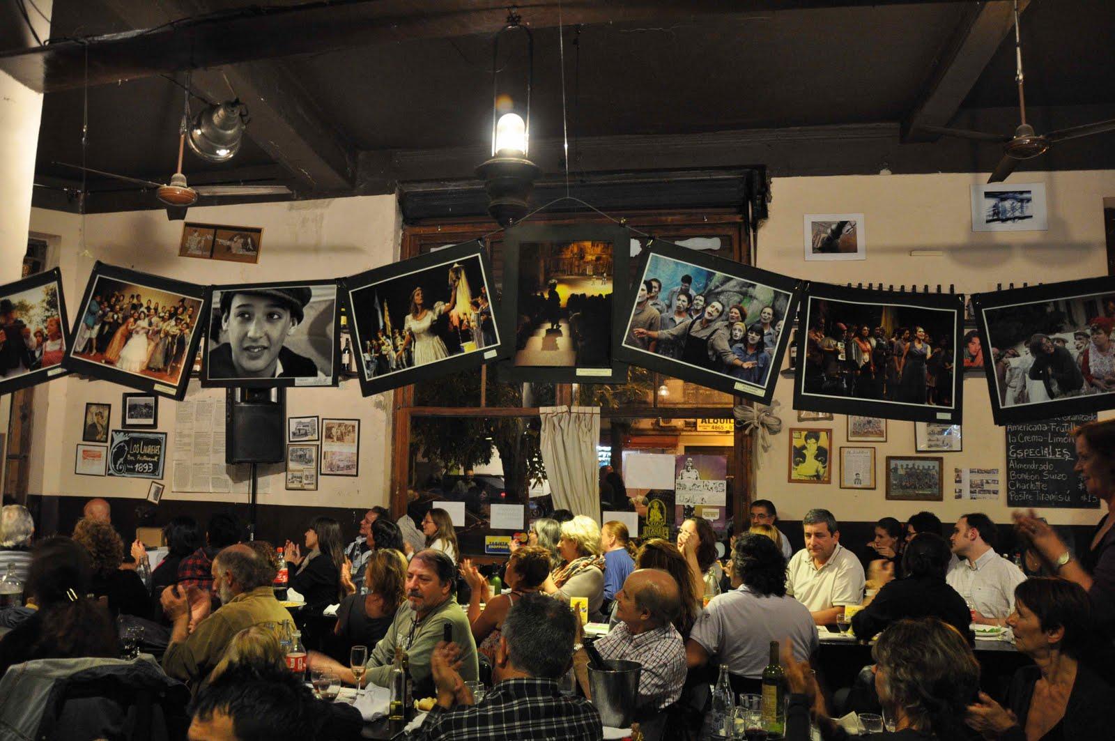 escutar tango em Buenos Aires tango los laureles
