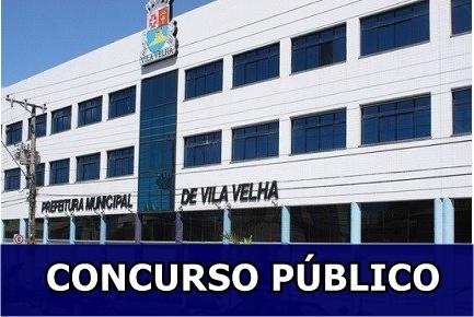 edital Prefeitura de Vila Velha concurso tem mais de 1,5 mil vagas