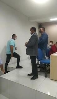 Em Gurinhém diretor de transportes tenta agredir Vereador de oposição