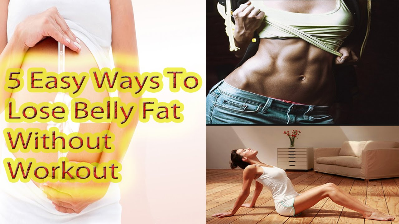 Burn Belly fat quickly and easily