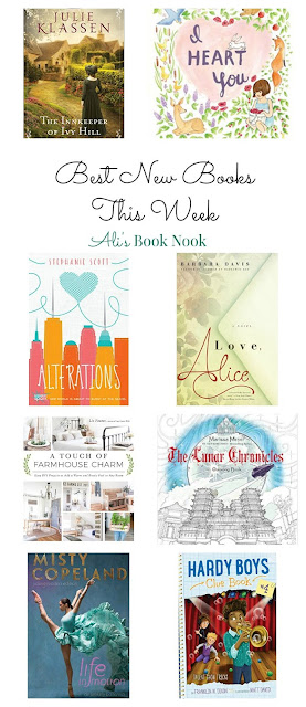 Best New Released Books This Week - YA nonfiction adult childrens middle grade