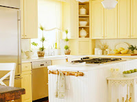 yellow kitchen decorating ideas