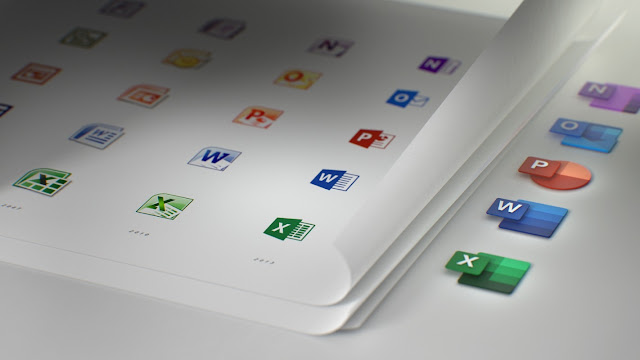 Microsoft Office apps are getting new icons, microsoft,microsoft office,icons,office,microsoft windows (operating system),microsoft office 2016,mircrosoft. microsoft office apps,microsoft office icons,microsoft office new icon feature,microsoft new icons,microsoft office icons redesign,microsoft office new icon feature in hindi,office 365,microsoft new icons in hindi,microsoft office app,microsoft office software,update microsoft office 2019 in hindi