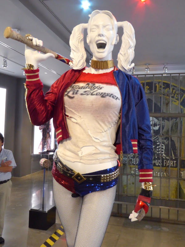 Harley Quinn movie costume Suicide Squad