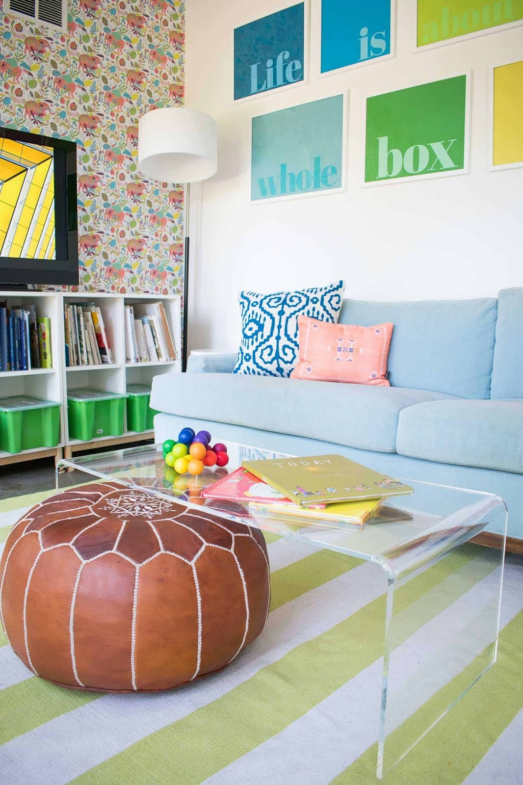 14+ Surprising Play Room Arrangement Inspiration