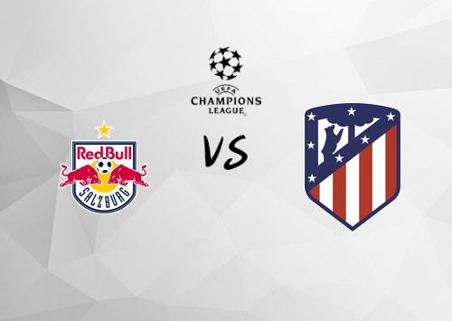 Salzburgo vs Atlético Madrid  Resumen