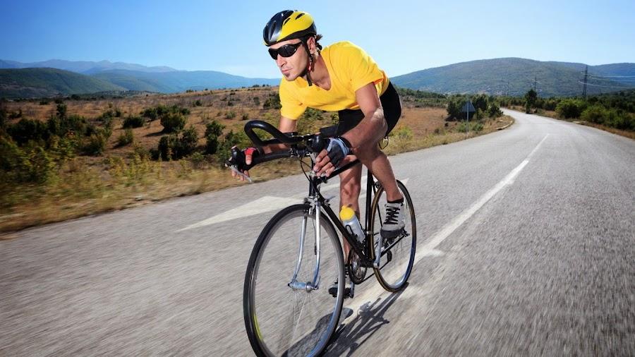 Ciclismo como ejercicio aeróbico