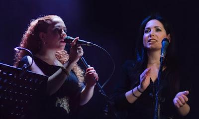 Βραβευμένες μουσικοσυνθέτριες, μελοποιούν στίχους του Θεσπρωτού συγγραφέα Σωτήρη Δημητρίου...