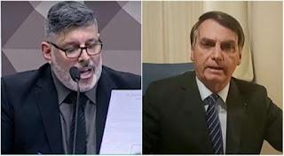 Frota chama Bolsonaro de mentiroso pedirá o impeachment do Presidente