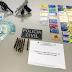 Investigações da Polícia Civil resultam na apreensão de armas, dinheiro e cartões do Bolsa Família