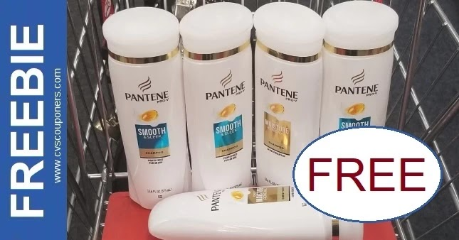 FREE Pantene CVS Coupon Deal 7-4-7-10