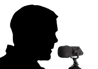 Blog speaking